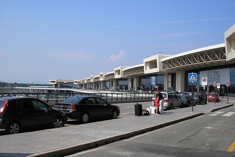 فرودگاه میلان مالپنسا
