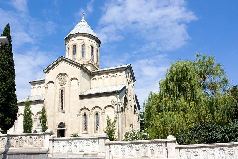 کلیسای کشوتی در تفلیس