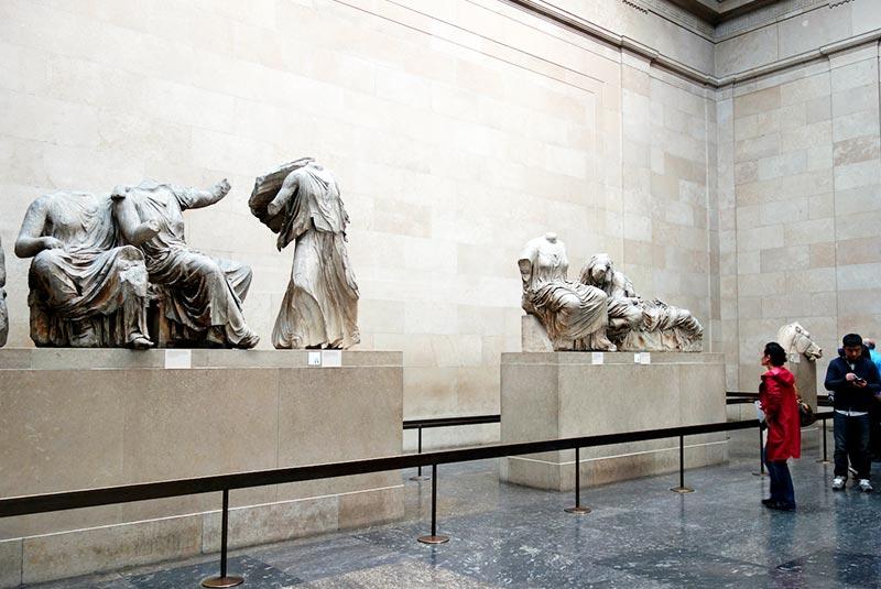 آشنایی با موزه بریتانیا