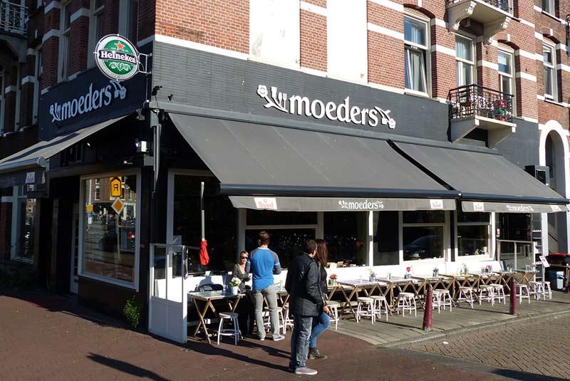 رستوران های ارزان آمستردام