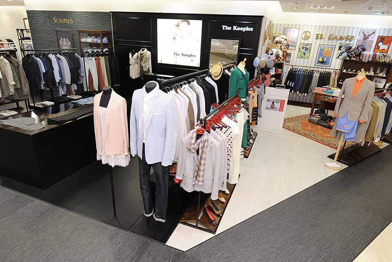 مرکز خرید ال کورته اینگلس در بارسلونا