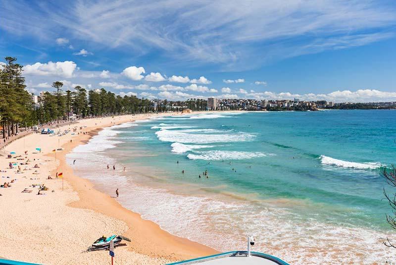 ساحل منلی سیدنی