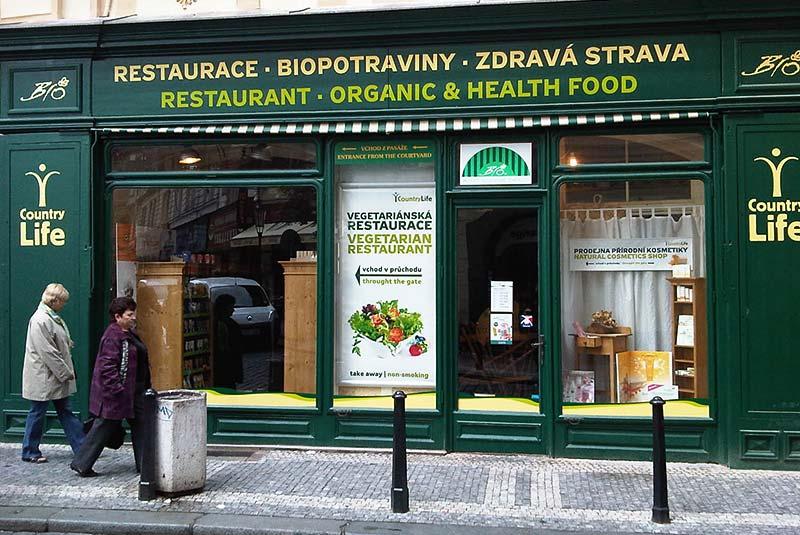 بهترین رستوران های گیاهی پراگ