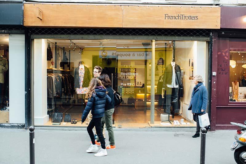 مراکز خرید ارزان پاریس - محله ماره