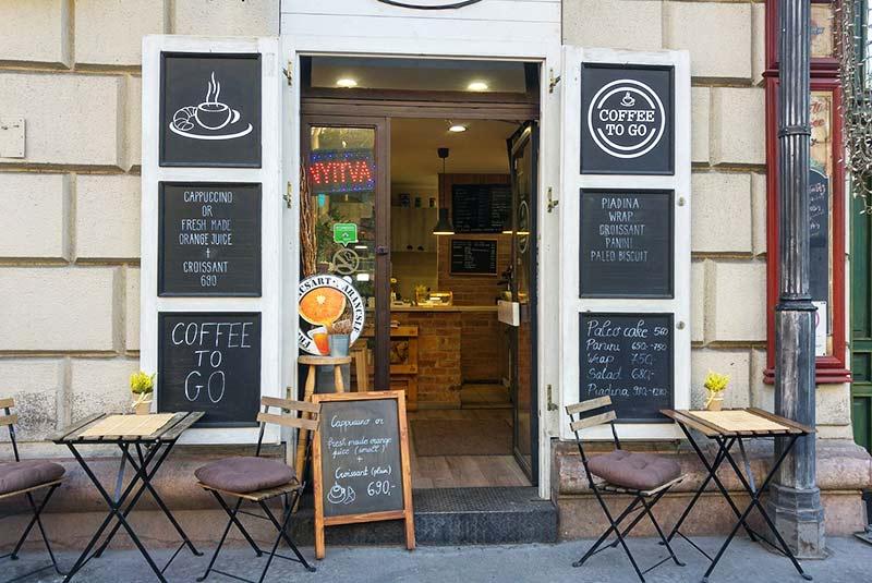 کافه های بوداپست