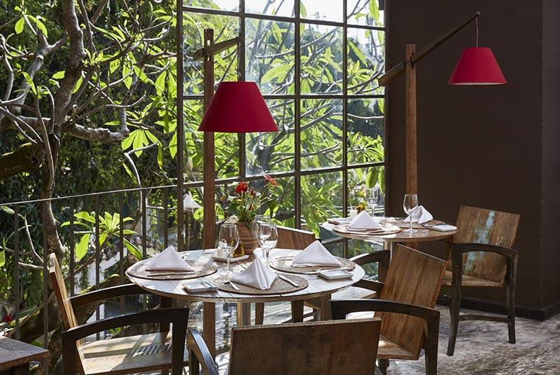 رستوران های ریودوژانیرو