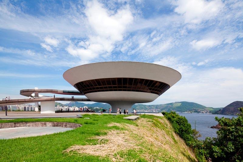 موزه هنرهای معاصر ریودوژانیرو