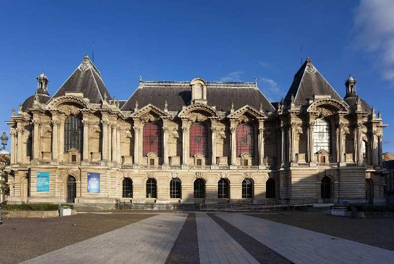 کاخ هنرهای زیبا در بروکسل