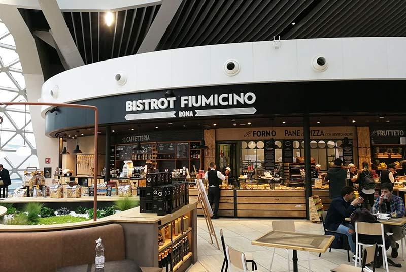 فرودگاه فیومیچینو در رم