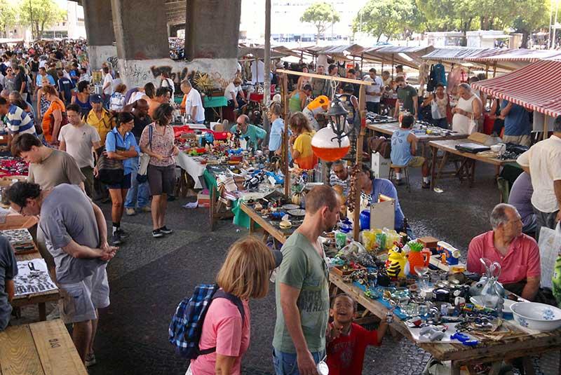 مراکز خرید و بازارهای ارزان ریودوژانیرو
