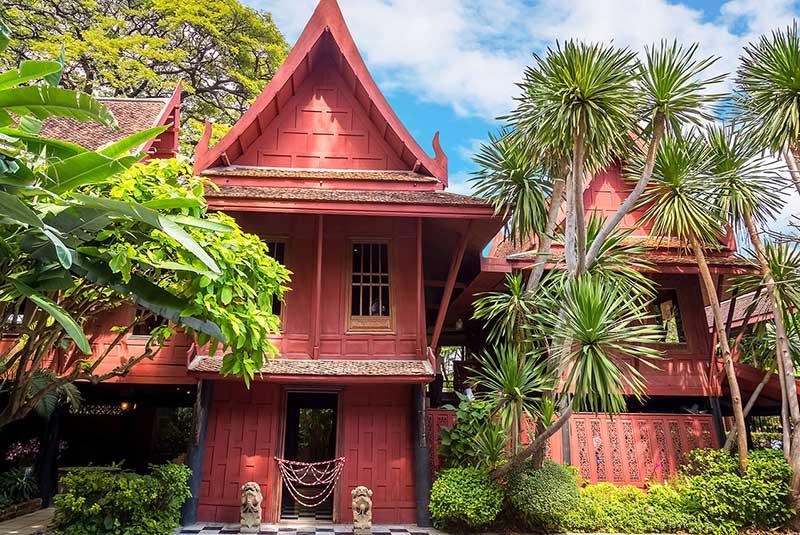 خانه جیم تامسون در بانکوک