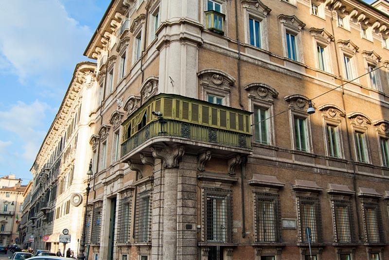 میدان ونیز در شهر رم