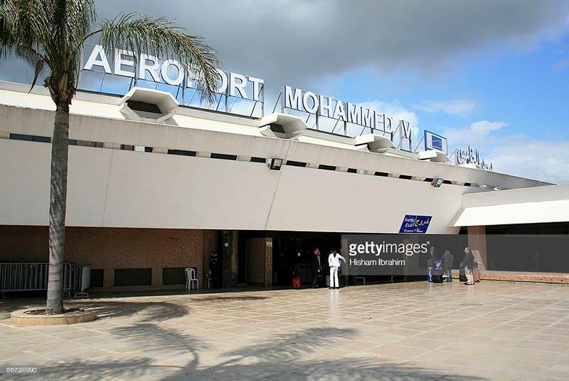 فرودگاه محمد پنجم کازابلانکا