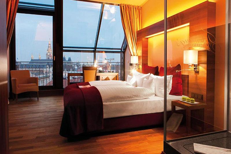 هتل های ارزان وین