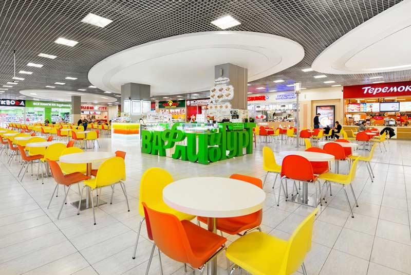 رستوران های ارزان سن پترزبورگ