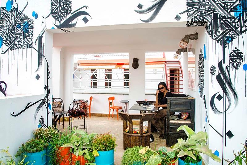 کافه و رستوران های مراکش
