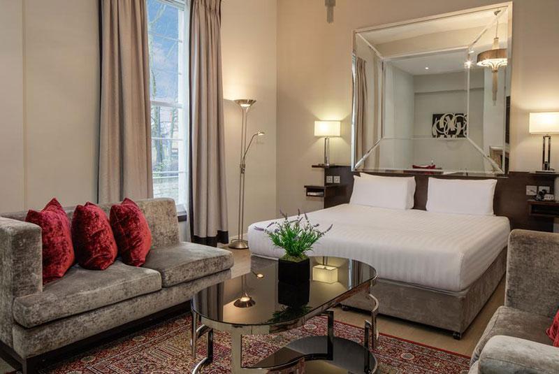 هتل های ارزان لندن