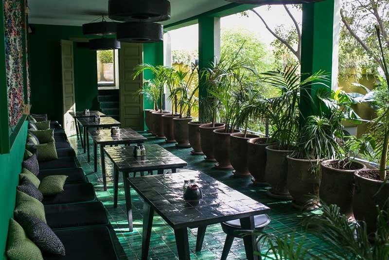 رستوران های مراکش