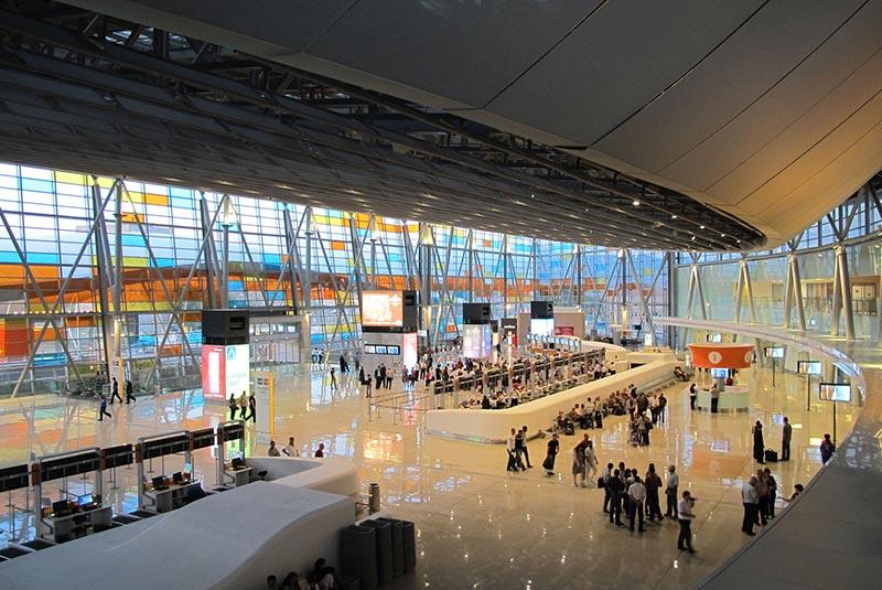 فرودگاه ایروان