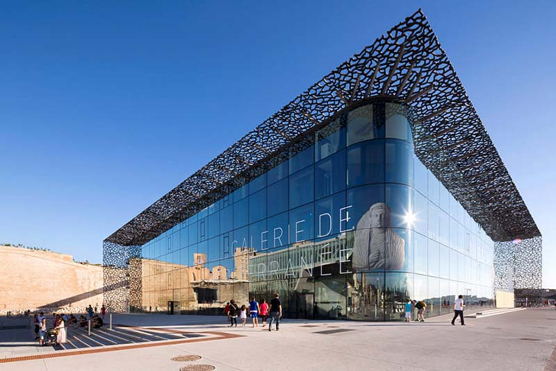 موزه تمدن های اروپایی و مدیترانه در مارسی