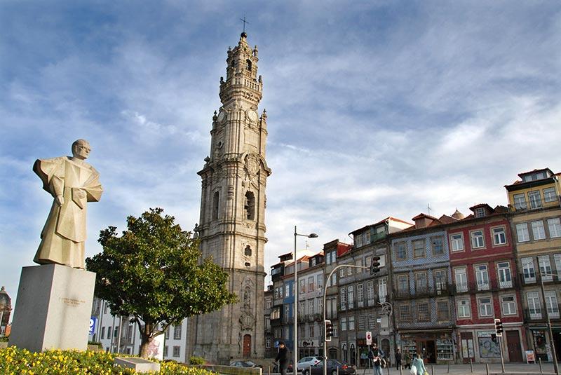 برج کلریگوس در پورتو