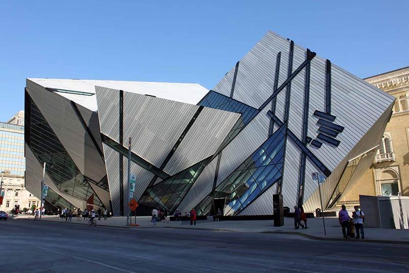 موزه رویال انتاریو در تورنتو