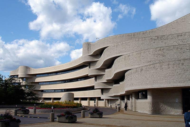 موزه تاریخ تمدن کانادا در کبک