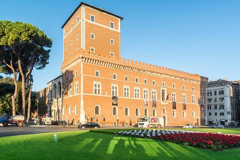 میدان ونیز شهر رم