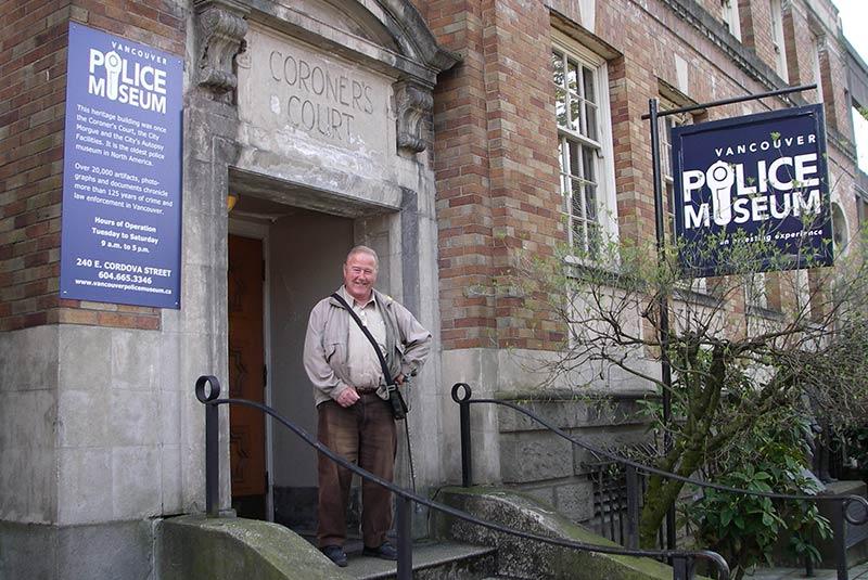 موزه پلیس در ونکوور