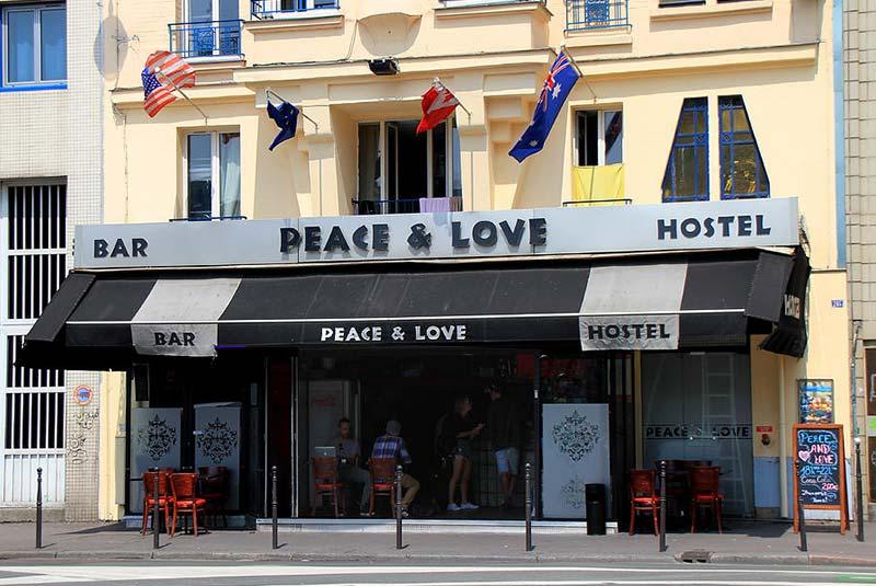 بهترین هاستل های پاریس