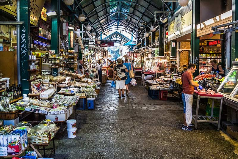 بیت بازار در تسالونیکی
