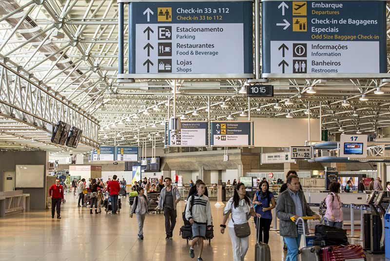 فرودگاه گالیائو ریودوژانیرو