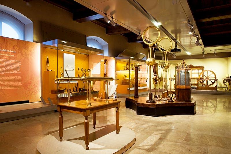 موزه گالیله در فلورانس