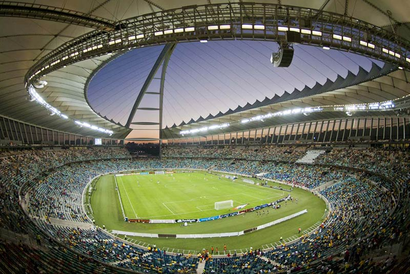 استادیوم ماراکانا در ریو در برزیل