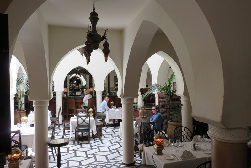 رستوران های کازابلانکا