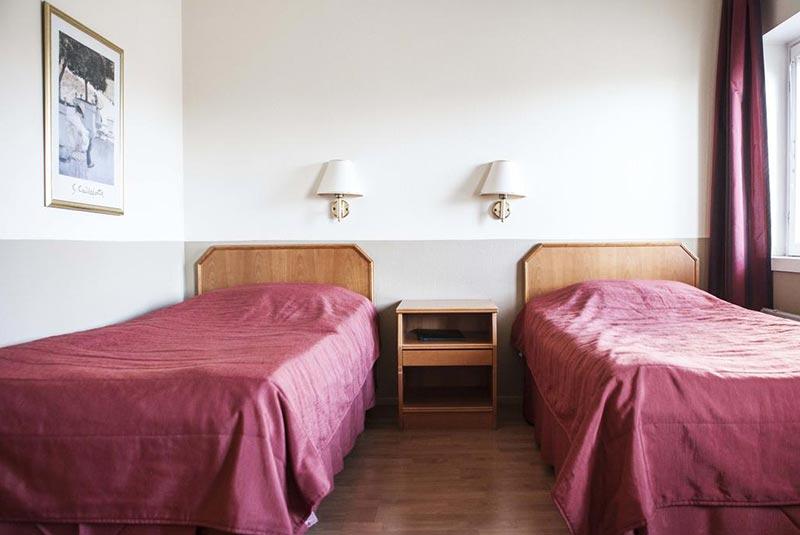 هتل های ارزان هلسینکی