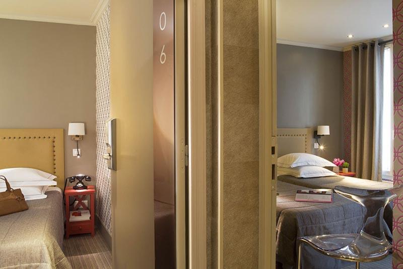 هتل های ارزان پاریس