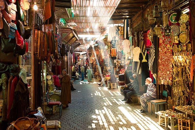محله قدیمی مراکش