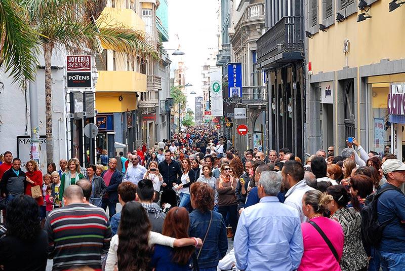 خیابان کاستیو در تنریف