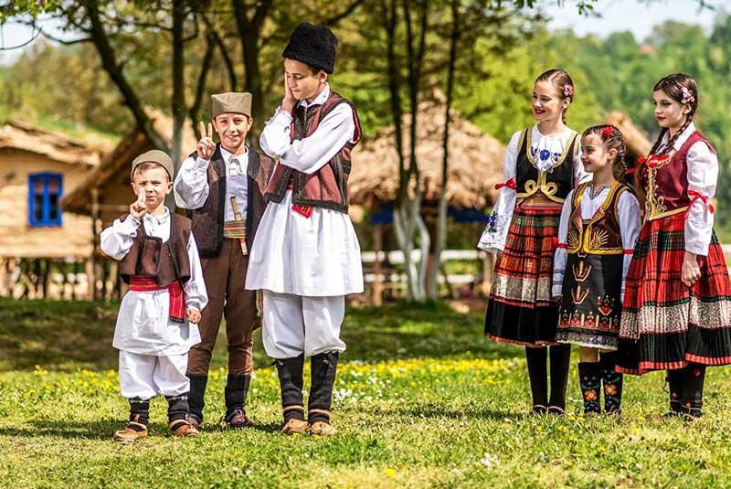 آداب و رسوم و فرهنگ مردم صربستان