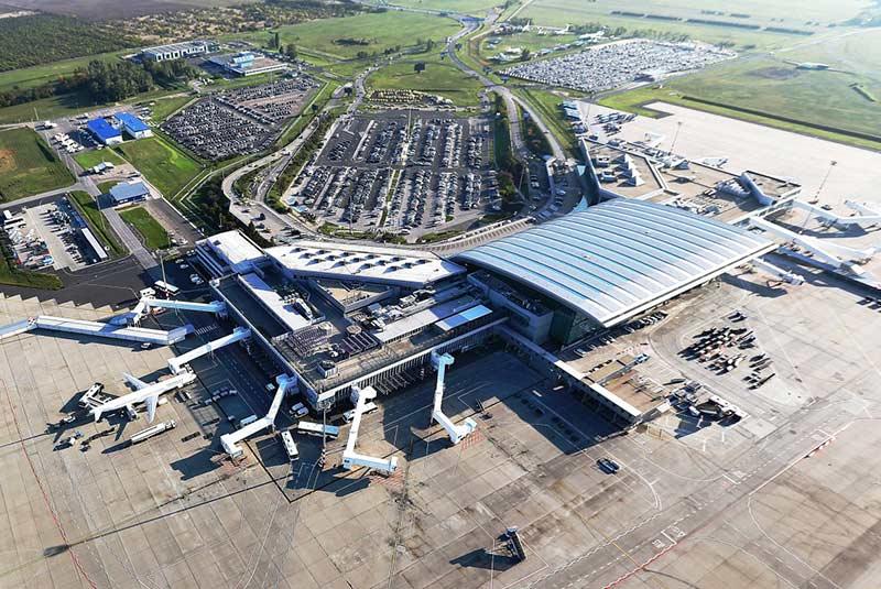 فرودگاه فرانتس لیست بوداپست