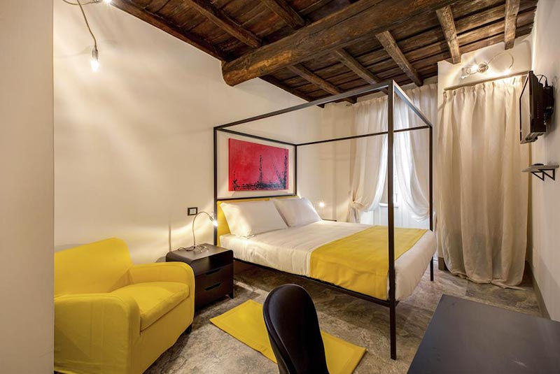 هتل های ارزان رم