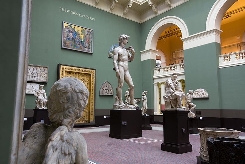موزه ویکتوریا و آلبرت در لندن
