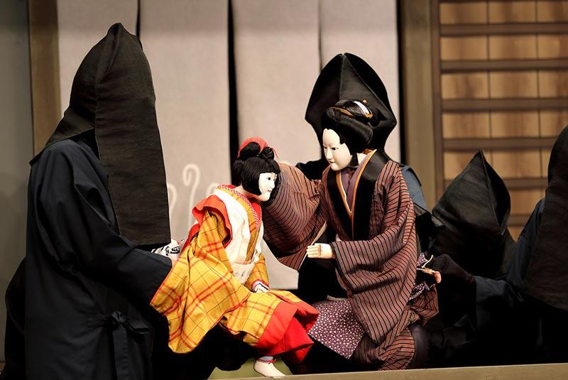 تئاتر بونراکو در اوزاکا