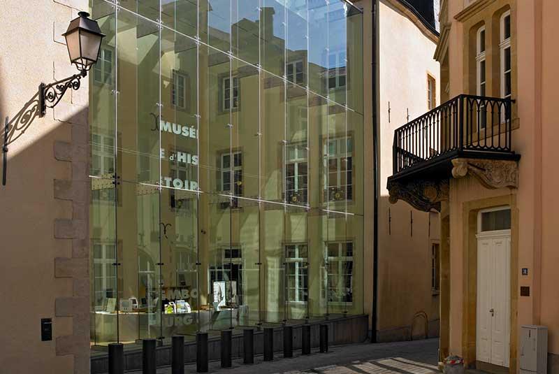 موزه تاریخ شهر لوکزامبورگ