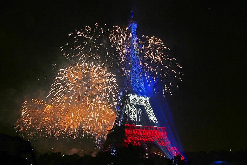 روز باستیل در فرانسه