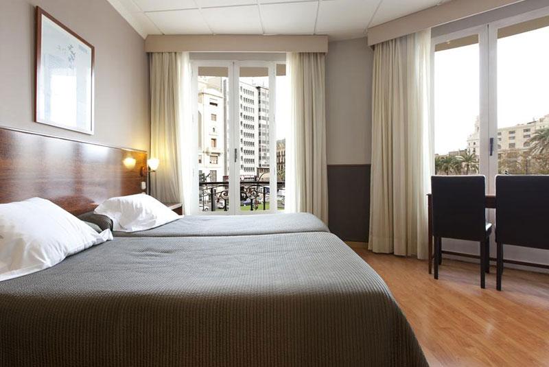 هتل های ارزان والنسیا