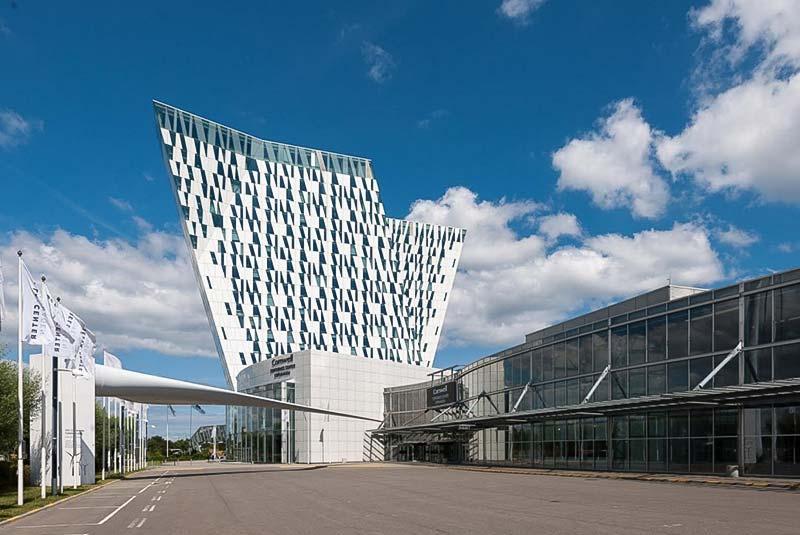 هتل بلا اسکای دانمارک