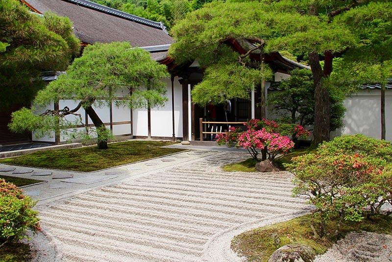 باغ ذن کنین جی در کیوتو