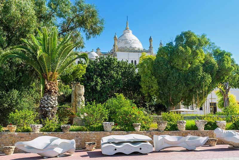 پارک بلودر شهر تونس
